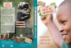 great_ape_adventures DVD_